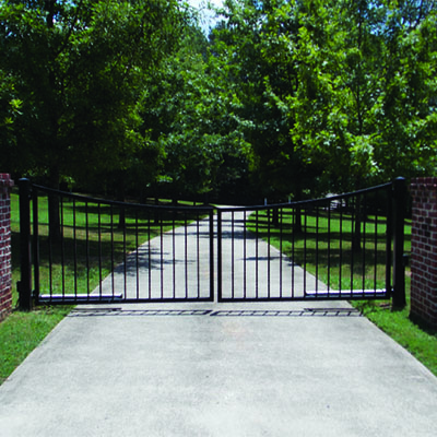 Residential Access Control Gate